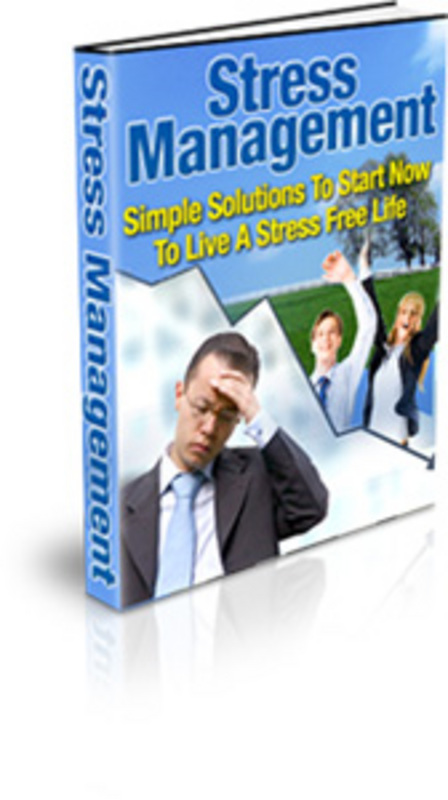 Product picture Stress Management - Make More Money from Your Website