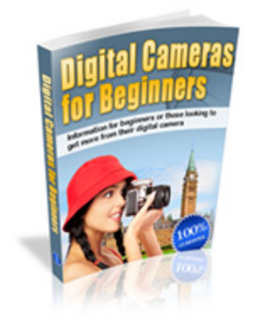 Product picture Digital Cameras 101 - Make More Money From Your Website