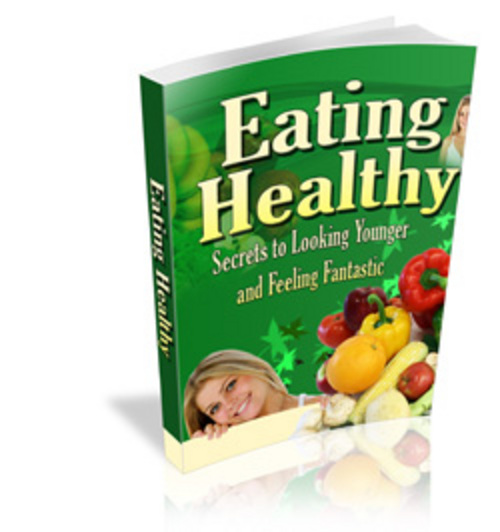 Product picture Eating Healthy - Make More Money From Your Website