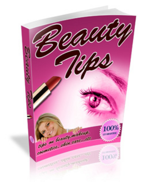 Product picture Health And Beauty Tips - Make More Money From Your Website