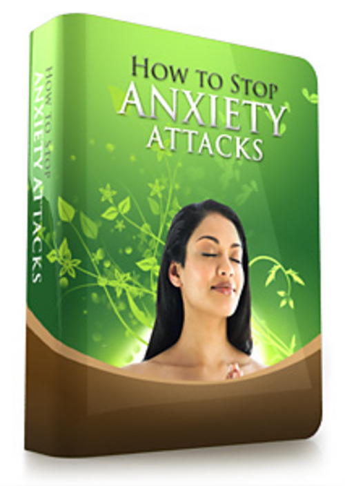 Product picture How To Stop Anxiety Attacks - Make More Money Online